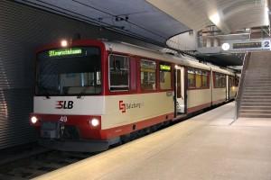 Salzburger Lokalbahn [SLB Tw. 49, Salzburg]