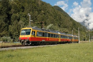 Montafonerbahn Bludenz - Schruns (MBS), elektrischer Nahverkehrstriebwagen ET 10.108