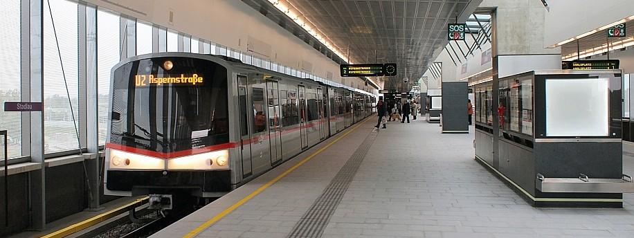 Wien U2 V-Wagen