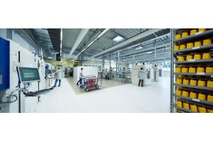 Verbesserte Prozesse und optimale Arbeitsbedingungen in der neuen Frauscher SensorfertigungFoto: Frauscher Sensortechnik GmbH