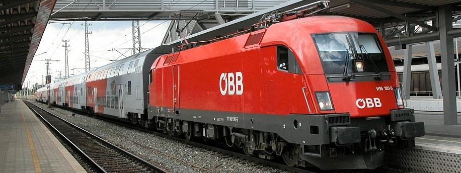 ÖBB-Doppelstockzug