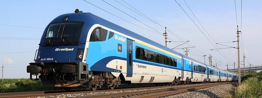 CD-Railjet (Graz-Wien-Prag)