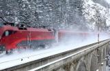 ÖBB Railjet, Semmeringbahn, 01.2017