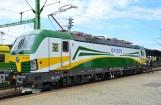 Die ungarisch-österreichische Bahngesellschaft GYSEV – in Österreich auch bekannt als Raaberbahn – hat heute am Bahnhof Sopron die ersten beiden von insgesamt neun Vectron Lokomotiven von Siemens übernommen.Bild: Siemens
