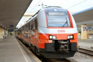 ÖBB 4746 525 (Cityjet) auf S-Bahnlinie S 50, Wien Westbahnhof 25.05.2017