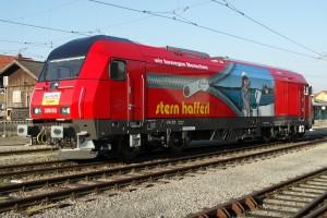 Stern & Hafferl Verkehr (STH) 2016 910 Foto: Stern & Hafferl