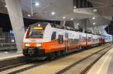 ÖBB cityjet 4746 501 bei der Präsentation in Wien Hauptbahnhof am 16.03.2015.  Der reguläre Einsatz ist ab Dezember 2015 vorgesehen.  Foto: BAHNINDUSTRIE.at