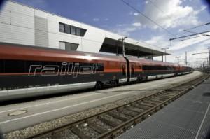Liebherr liefert Klimaanlagen für Viaggio Intercity Züge von Siemens.Copyright: Siemens