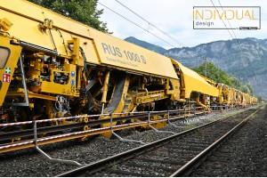 Foto: Plasser & Theurer Export von Bahnbaumaschinen Gesellschaft m. b. H.