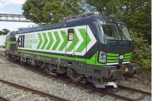 ELL vermietet Lokomotiven für den internationalen Personen- und Gütertransport© ELL Austria GmbH