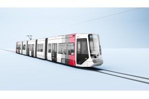 Voith liefert die gesamte Antriebs- und Steuerungstechnik für die neuen Würzburger Straßenbahnen.Bild: Voith GmbH & Co. KGaA