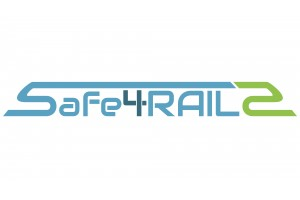 Das europäische Forschungsprojekt Safe4RAIL-2 läuft unter dem European Horizon 2020 Shift2Rail Joint Undertaking.
