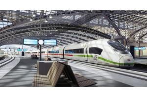 Knorr-Bremse wird von Siemens Mobility mit der Ausrüstung von 30 neuen ICE-Hochgeschwindigkeitszügen für die Deutsche Bahn beauftragt. | © Siemens Mobility