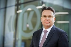 Jörg Branschädel, Geschäftsführer der Knorr-Bremse GmbH, freut sich über den neuerlichen Auftrag für die zuverlässigen Produkte aus Mödling. | © Christian Husar