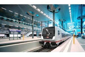 Knorr-Bremse und der Zughersteller Talgo haben einen Ausstattungsvertrag über 23 Passagierzüge vom Typ ECx für die Deutsche Bahn abgeschlossen. | © Deutsche Bahn