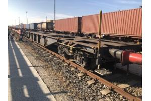 Knorr-Bremse RailServices erhielt von der Schienenfahrzeug-Vermietgesellschaft GATX den Auftrag für die Modernisierung von 300 Drehgestellflachwagen | © GATX Rail Austria GmbH