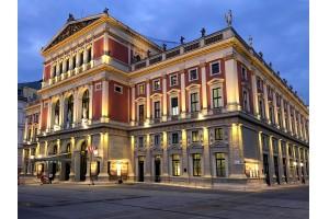 Seit 2002 im Einsatz: Getzner Werkstoffe schützt das Wiener Musikvereinsgebäude vor Lärm und Schwingungen.  Bild: Getzner Werkstoffe