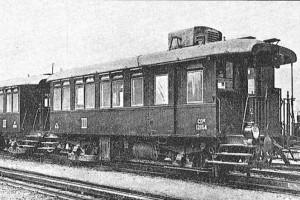 Elektrischer Probezug der Wiener Stadtbahn 1902 Archiv BAHNINDUSTRIE.at