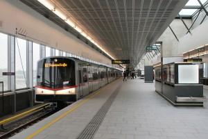 Wien, U-Bahnlinie U2, Triebwagen der Type V